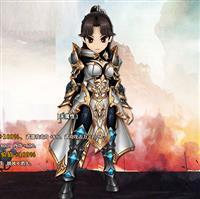 热血江湖圣殿骑士(女)披风图片