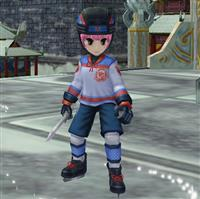 冰球服(女)