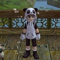 热血江湖熊猫仔仔(男)